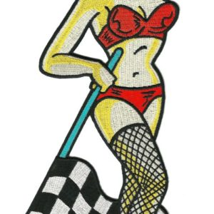 PIN UP PATCH